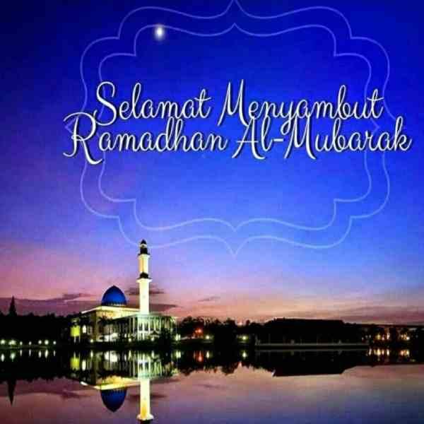 Selamat Menyambut Ramadhan card